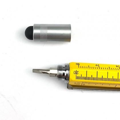 Toko Multifunction Metal Pen